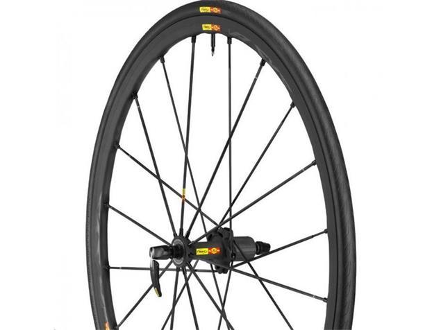 Mavic R-Sys SLR 23 Laufradsatz - Campa Drahtreifen
