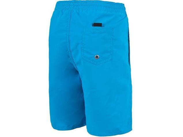 Arena Fundamentals Long Jungen Bermuda Badeshort - 128 turquoise