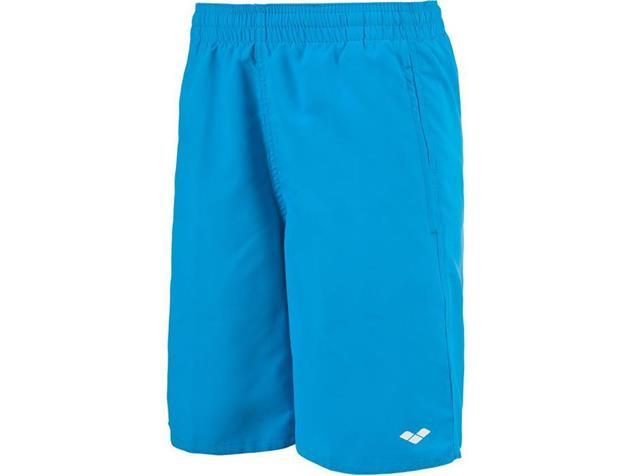 Arena Fundamentals Long Jungen Bermuda Badeshort - 140 turquoise
