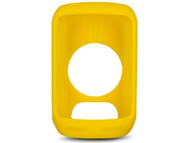 Garmin Edge 510 Schutzhülle gummiert - gelb