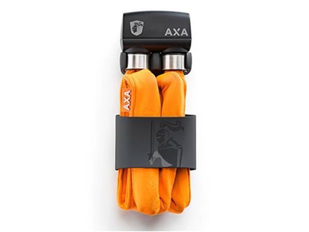 AXA 600 Faltschloss orange 95 cm