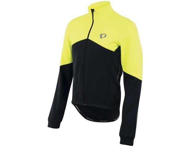 Pearl Izumi Elite Thermal LS Jacket - XXL screaming yellow/black