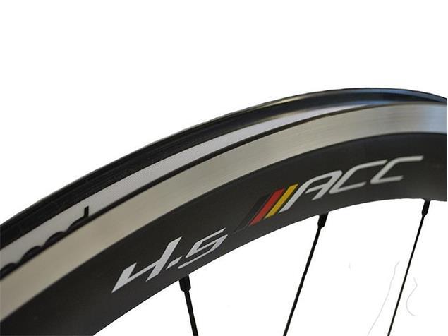 Veltec Speed 4.5 ACC Laufradsatz - Campa Drahtreifen