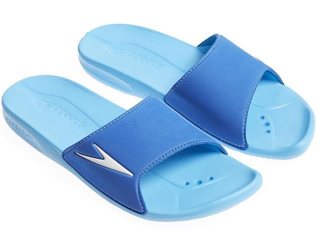 Speedo Atami II Herren Badeschuhe - 12 blue/blue
