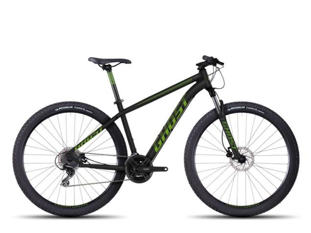 "Ghost Tacana 2 29"" Mountainbike Modell 2016 - L black/green/grey"