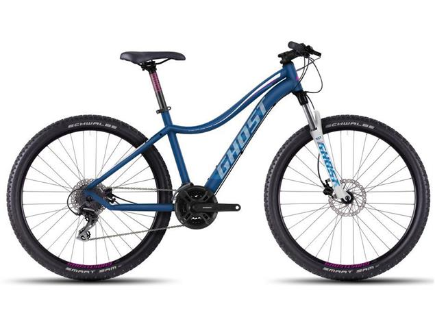 "Ghost Lanao 2 27,5"" Mountainbike Modell 2016 - XS darkblue/white/cyan/pink"