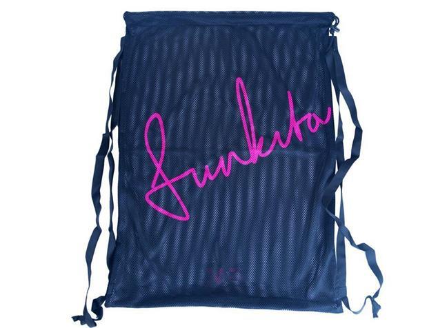 Funkita Mesh Bag Tasche - still black