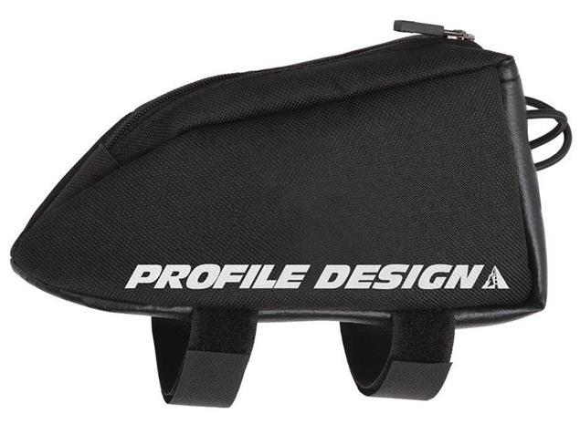 Profile Design Aero E-Pack Compact Oberrohrtasche black