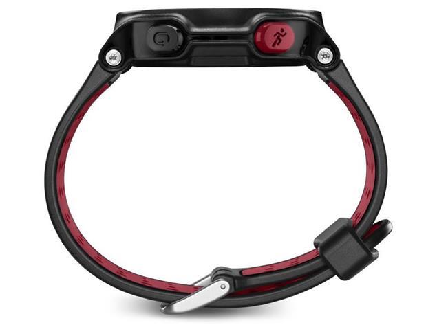 Garmin Forerunner 235 WHR GPS-Pulsmesser schwarz/marsala-rot