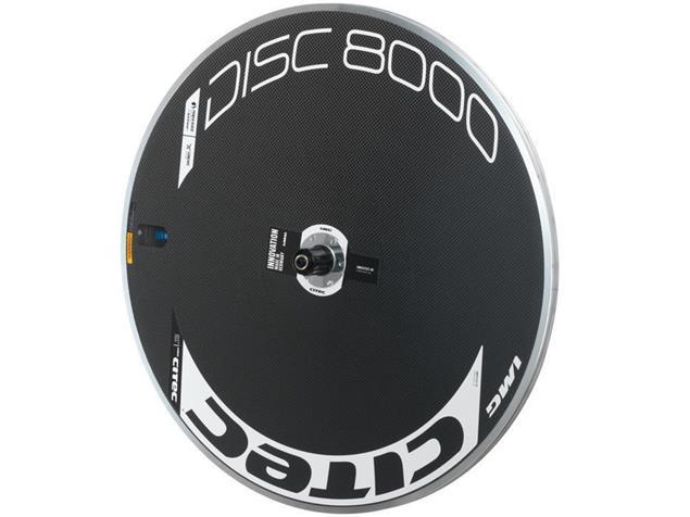 Citec Disc 8000 Scheibenrad - Campa Drahtreifen weiß/schwarz