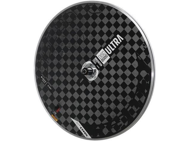 Citec Disc 8000 Ultra Scheibenrad - Shimano Drahtreifen schwarz