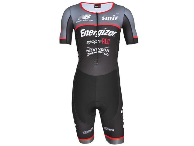 equipeRED PRO Triathlon Aero Kurzarm-Body - L
