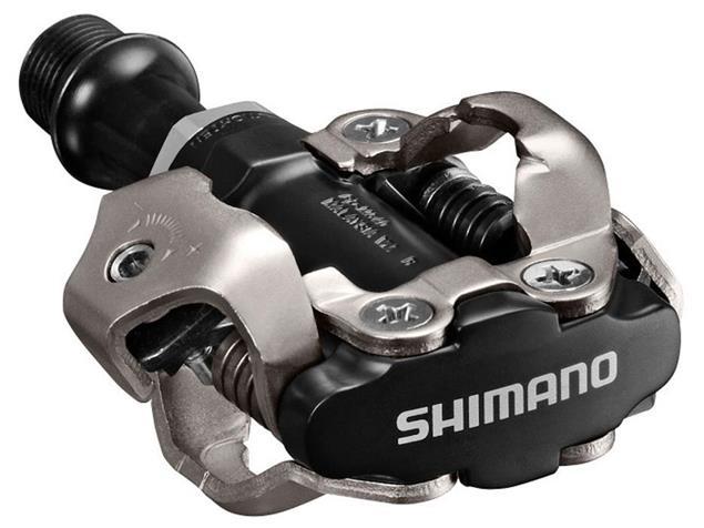 Shimano PD-M540 SPD Pedal schwarz