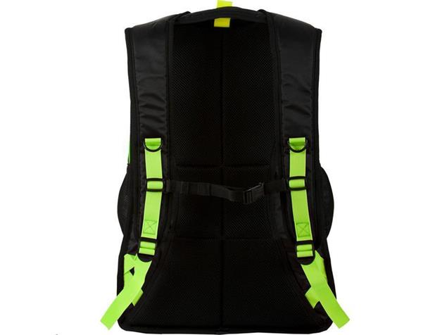 Arena Fastpack 2.1 Rucksack 45 Liter - dark grey/acid lime-white