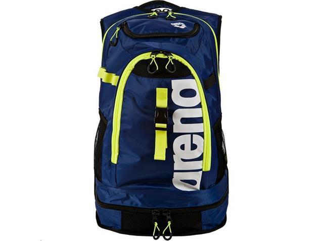 Arena Fastpack 2.1 Rucksack 45 Liter - royal/fluo yellow-white