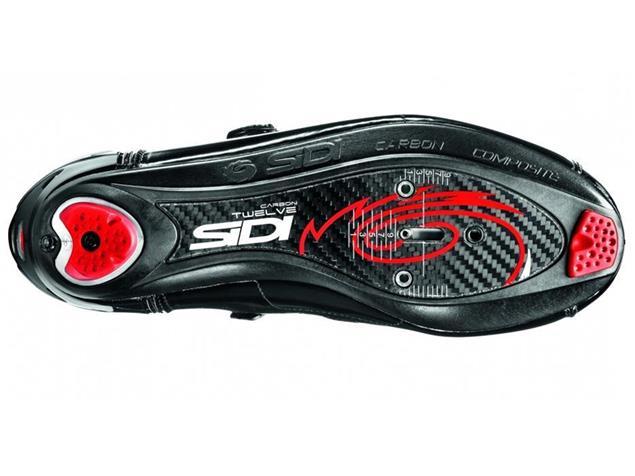 SIDI T-4 Air Carbon Triathlon Schuh - 45 white/black