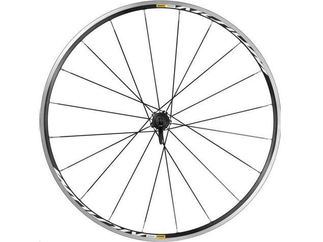 Mavic Aksium Laufradsatz - Shimano/SRAM Drahtreifen