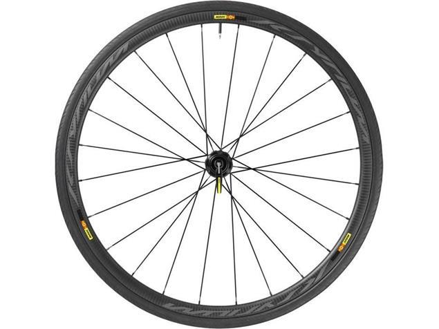Mavic Ksyrium Pro Carbone SL T Disc 25 Laufradsatz - Shimano/SRAM Drahtreifen