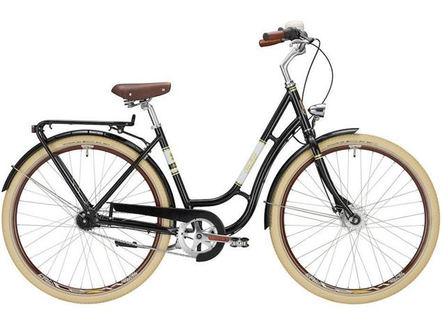 Falter R 4.0 Damen Classic Cityrad - 50 schwarz