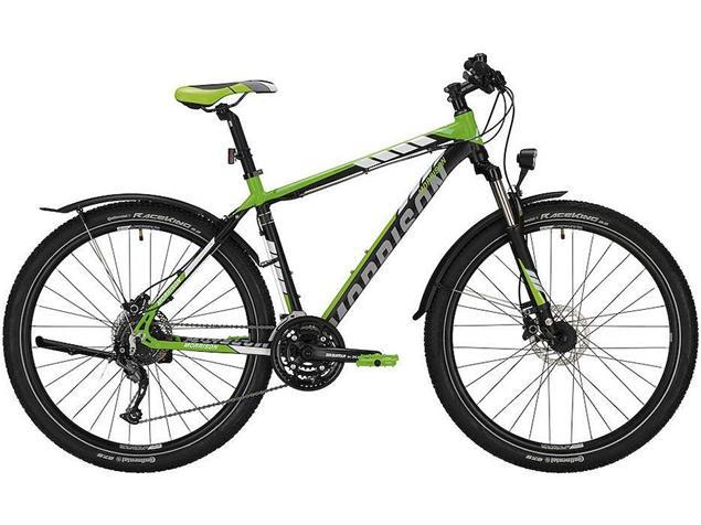 Morrison Tucano Sport StVZO Mountainbike - 53 black/green