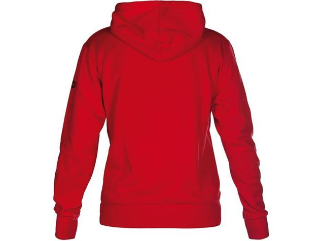 Arena Chad Le Clos Kapuzen-Sweatshirt - M red