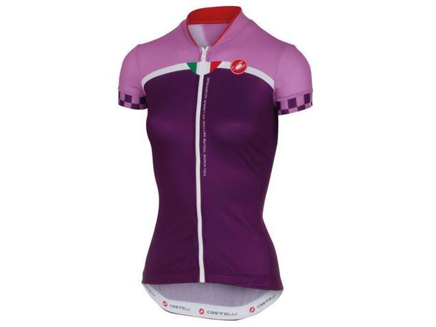 Castelli Duello Women Trikot - M violet