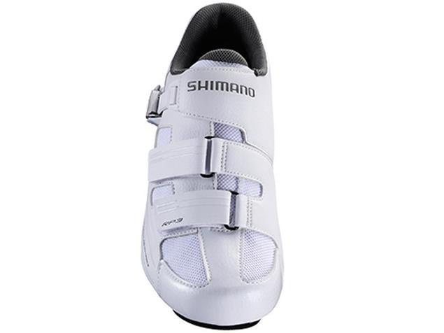 Shimano SH-RP3 Rennrad Schuh - 44 weiss
