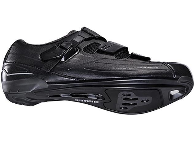 Shimano SH-RP3 Rennrad Schuh - 49 schwarz