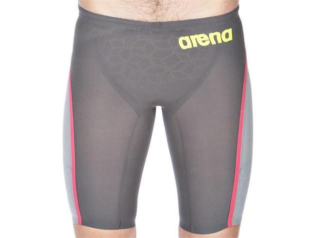 Arena Powerskin Carbon Ultra Jammer Wettkampfhose - 2 dark grey/fluo yellow
