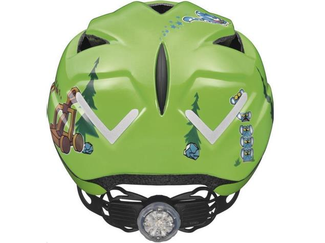 Abus Anuky Helm - M green catapult