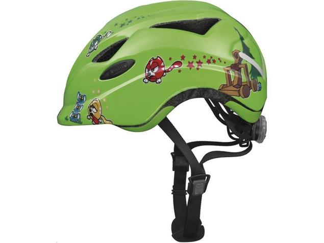 Abus Anuky Helm - S green catapult
