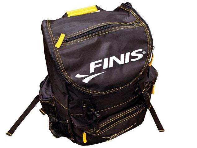 Finis Torque Backpack Rucksack black/yellow
