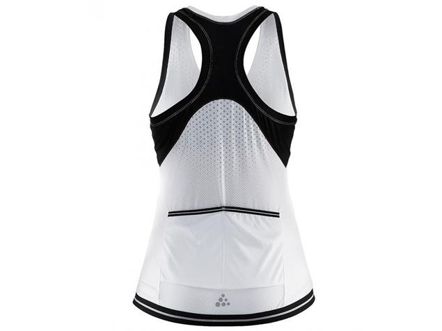 Craft Glow Singlet W Trikot - XL white
