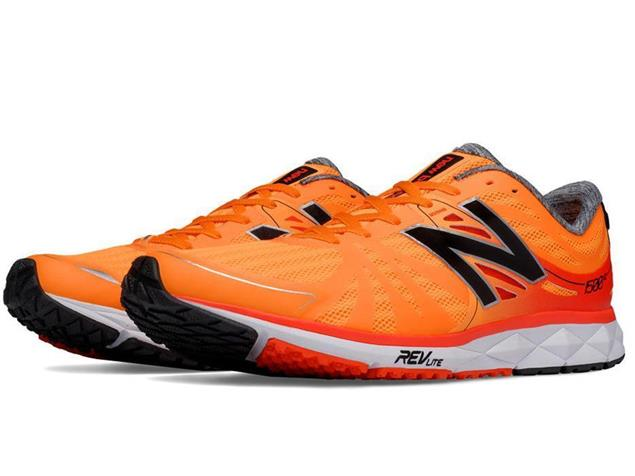New Balance M1500 YR2-D Laufschuh - 46.5 (12 M) yellow/red