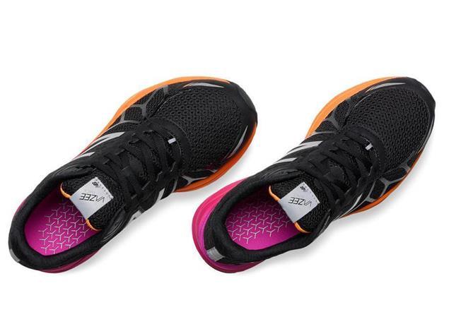 New Balance WPace YP-B Laufschuh - 37.5 (7 W) black/pink