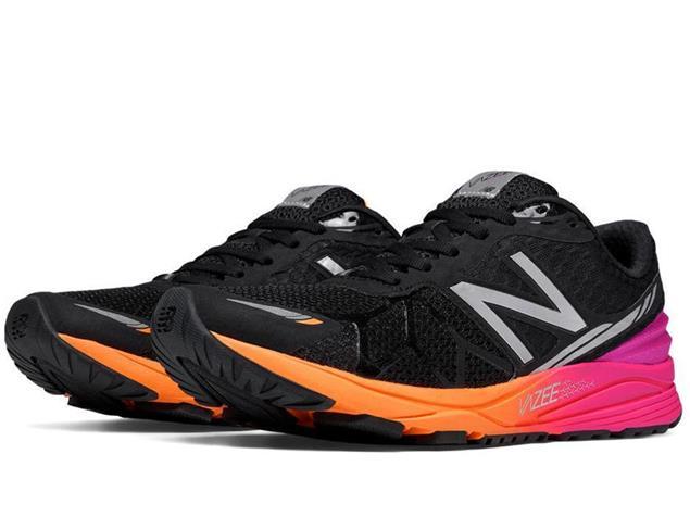 New Balance WPace YP-B Laufschuh - 39 (8 W) black/pink
