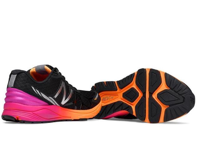 New Balance WPace YP-B Laufschuh - 40.5 (9 W) black/pink