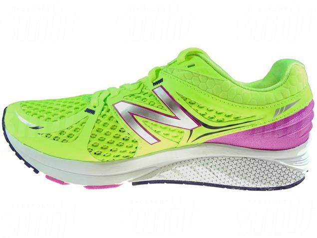 New Balance WPrism HT-B Laufschuh - 39 (8 W) green/purple