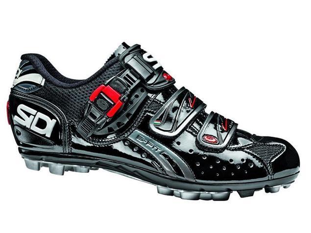 SIDI Eagle 5 Fit Woman MTB Schuh - 40,5 schwarz/schwarz
