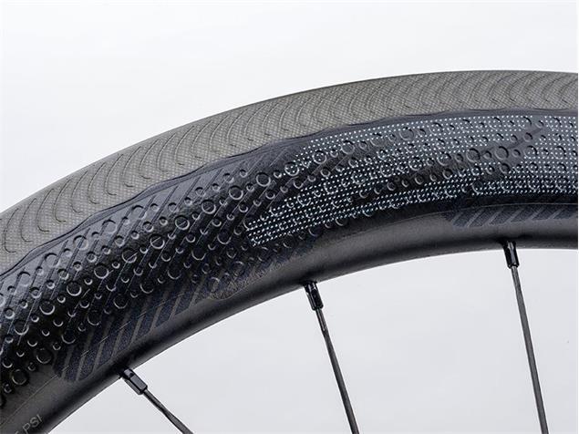 Zipp 404 NSW Carbon Clincher Hinterrad - Shimano/SRAM