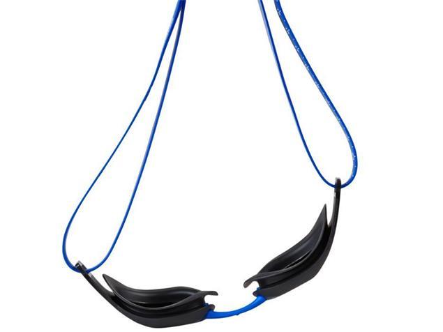 Speedo Fastskin Elite 3 Mirror Schwimmbrille beautiful blue/gold