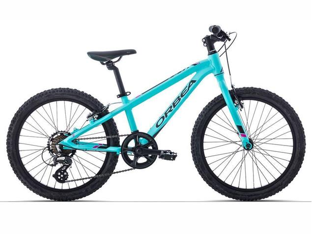 "Orbea MX 24 Dirt Mountainbike - 24"" blau/rosa"