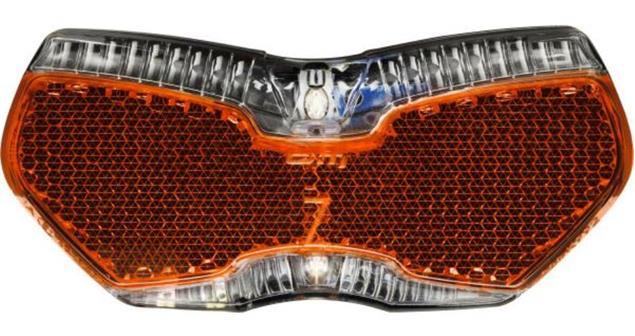 B&M Toplight View Plus Dynamo LED-Rücklicht