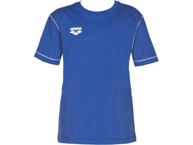 Arena Teamline Tee Shirt - M royal