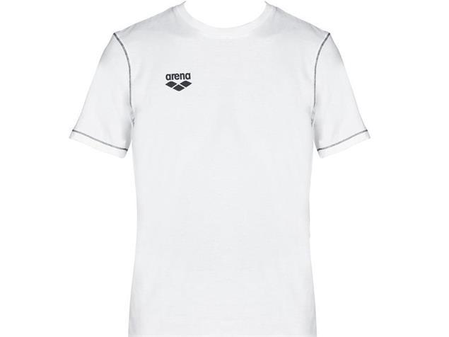 Arena Teamline Tee Shirt - M white