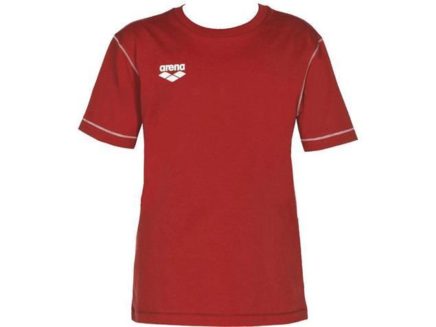 Arena Teamline Tee Shirt - XS red
