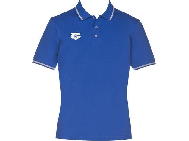 Arena Teamline Polo Shirt - M royal
