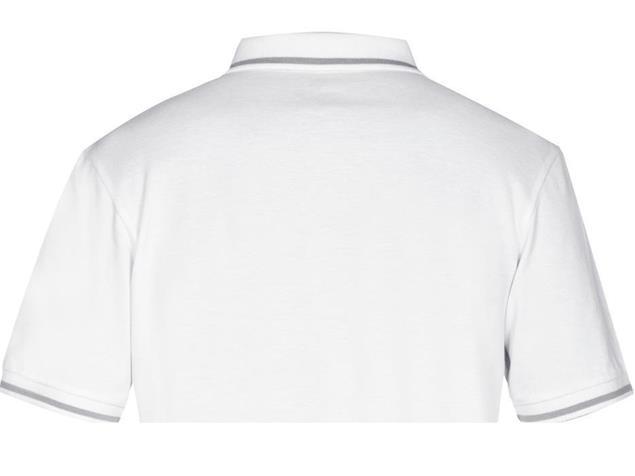 Arena Teamline Polo Shirt - M white