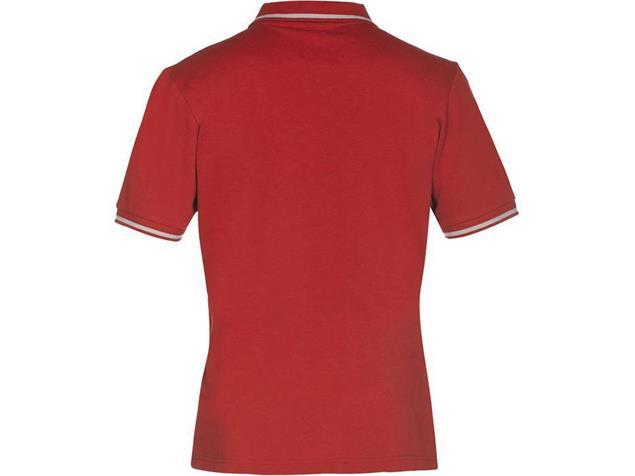 Arena Teamline Polo Shirt - L red