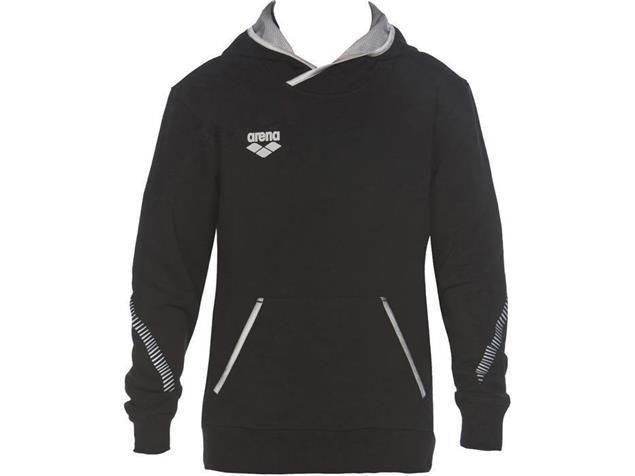 Arena Teamline Hoodie Kapuzenpulli - XS black